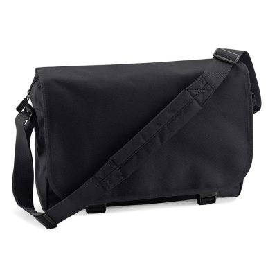 Messenger bag - Black - BagBase