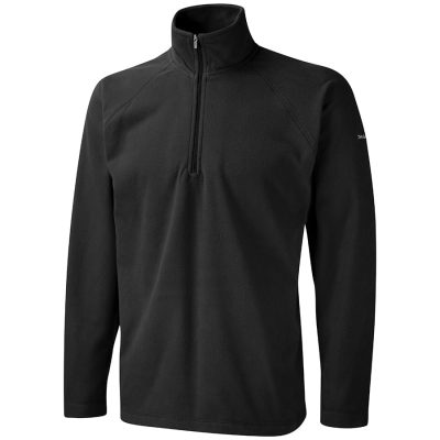Basecamp microfleece HZ - Black - Craghoppers