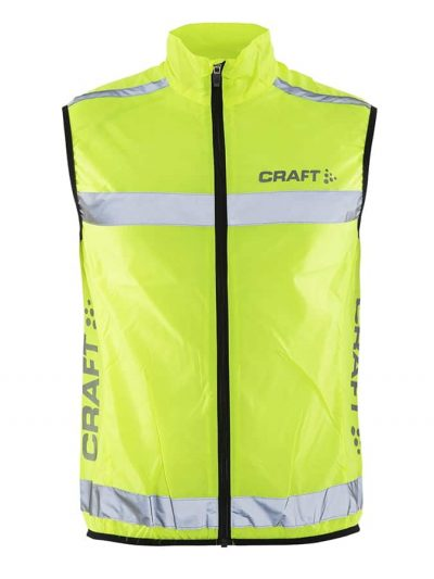 Active run safety vest - Neon - Craft