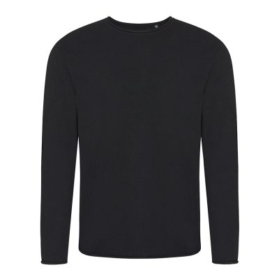 Arenal knit sweater - Black - AWDis Ecologie