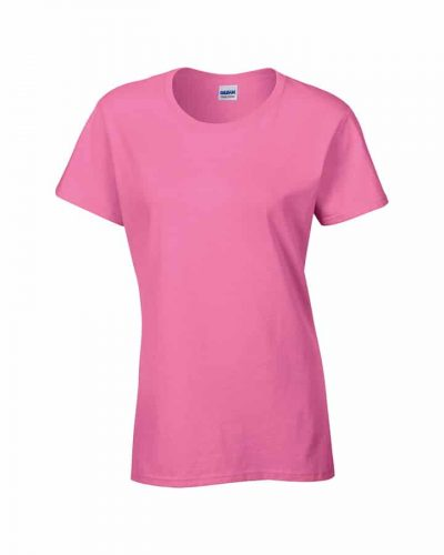 Heavy cotton women's t-shirt - Azalea - Gildan