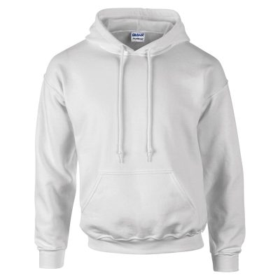 DryBlendÆ adult hooded sweatshirt - Ash - Gildan