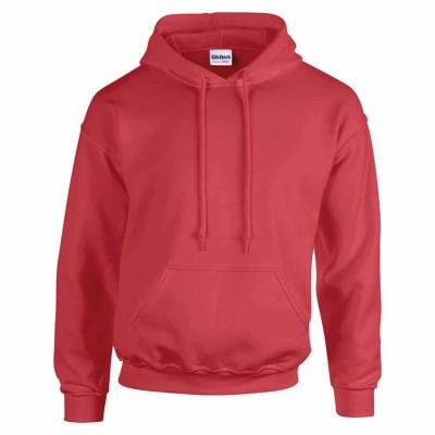 Heavy Blendô hooded sweatshirt - Antique Cherry Red - Gildan