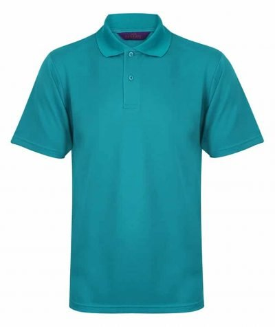 Coolplus polo shirt - Bright Jade - Henbury