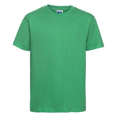 Kids slim fit t-shirt - Apple - Russell