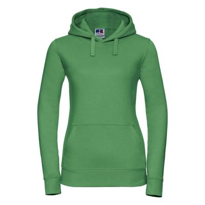 Women's authentic hooded sweatshirt - Apple - Russell