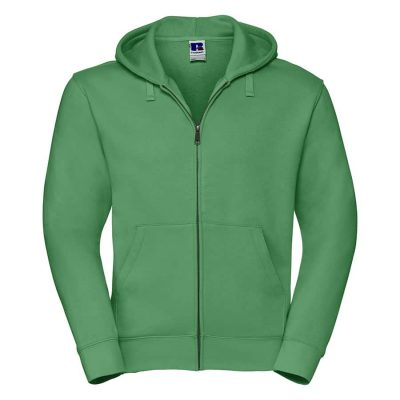 Authentic zipped hooded sweat - Apple - Russell
