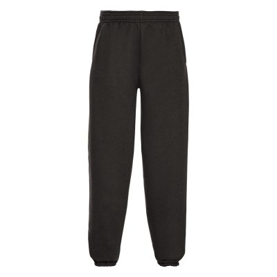 Kids sweatpants - Black - Russell