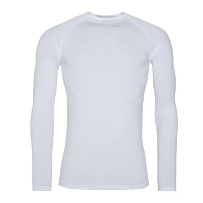 Cool long sleeve baselayer - Arctic White - AWDis Cool