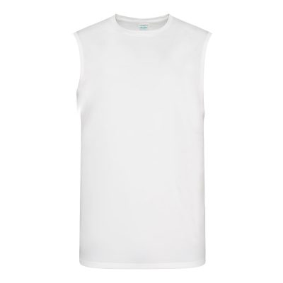 Cool smooth sports vest - Arctic White - AWDis Cool