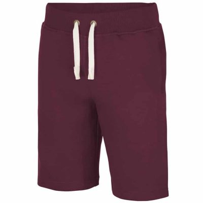 Campus shorts - Burgundy - AWDis Hoods