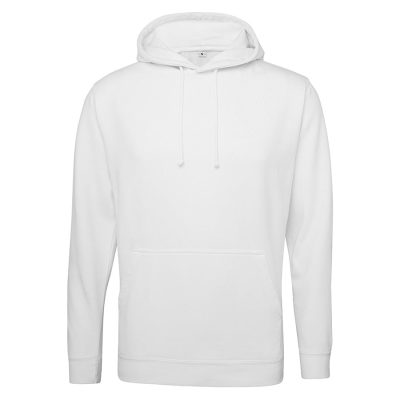 Washed hoodie - Washed Arctic White - AWDis Hoods