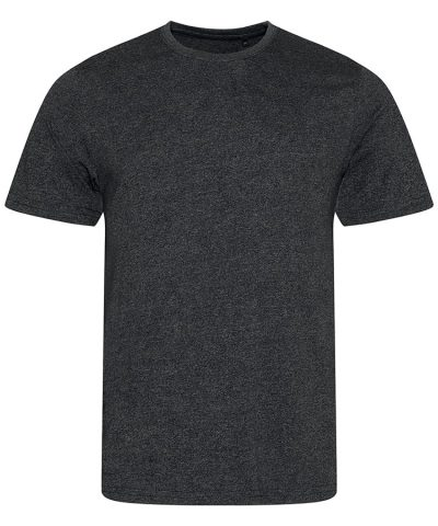 Space blend T - Space Black/White - AWDis Just T's