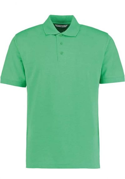 Klassic polo with Superwash 60C - Apple Green - Kustom Kit