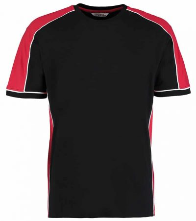 Estoril Formula Racing t-shirt - Black/Red/White - Formula Racing
