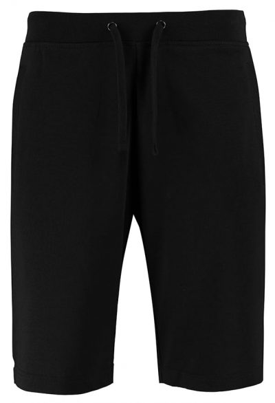 Sweat shorts (slim fit) - Black - Kustom Kit
