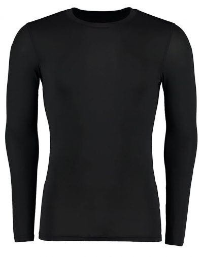 Gamegear Warmtex baselayer long sleeve - Black - Gamegear