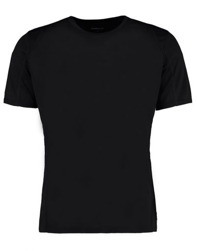 Gamegear Cooltex t-shirt short sleeve - Black/Black - Gamegear