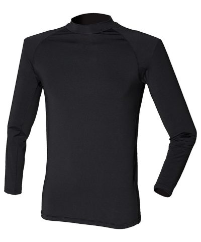 Team baselayer - Black - Finden & Hales