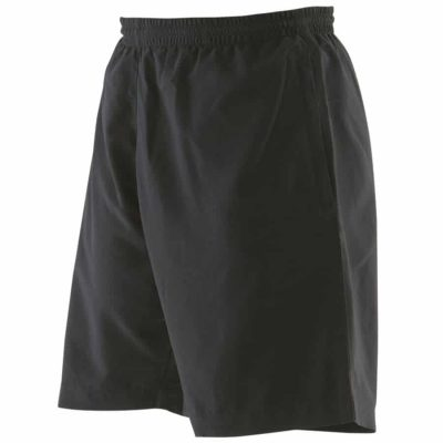 Microfibre short - Black - Finden & Hales