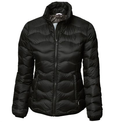 Women's Sierra down jacket - Black - Nimbus