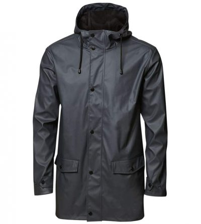 Huntington fashion raincoat - Charcoal - Nimbus