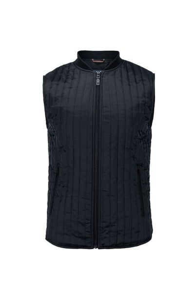 Hudson urban city gilet - Dark Midnight Blue - Nimbus