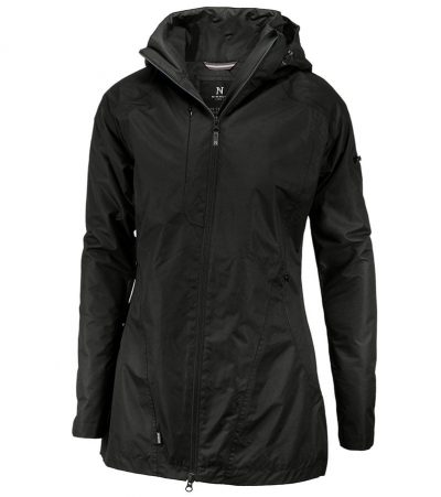 Women's Captiva urban performance jacket - Black - Nimbus