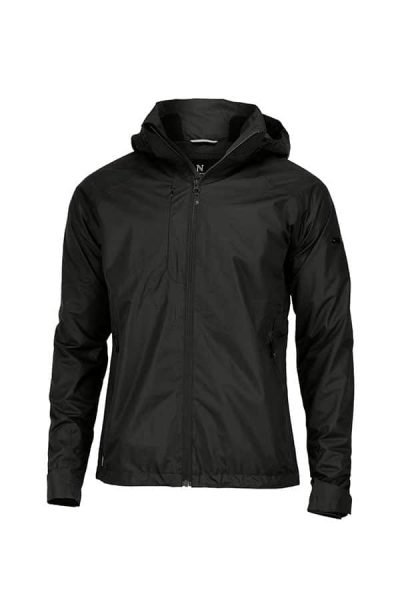 Captiva urban performance jacket - Black - Nimbus