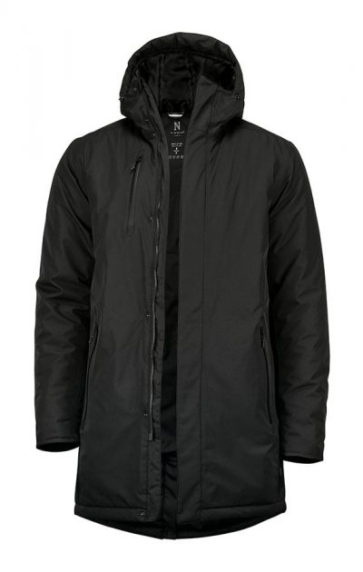 Mapleton urban tech parka - Black - Nimbus