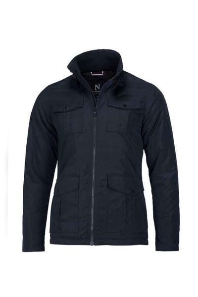 Morristown jacket - Midnight Blue - Nimbus