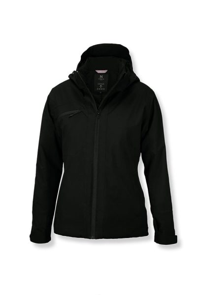 Women's Fairview jacket - Black - Nimbus