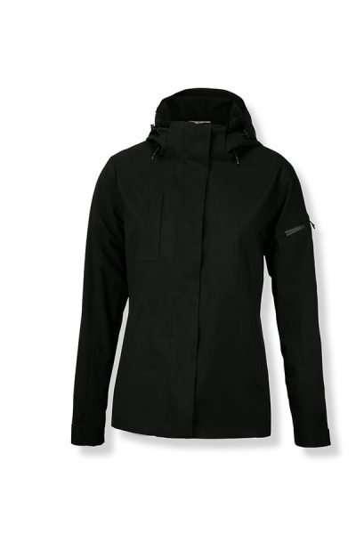 Women's Whitestone jacket - Black - Nimbus