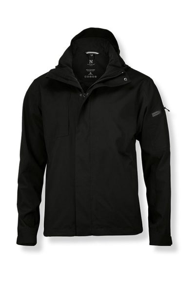 Whitestone jacket - Black - Nimbus