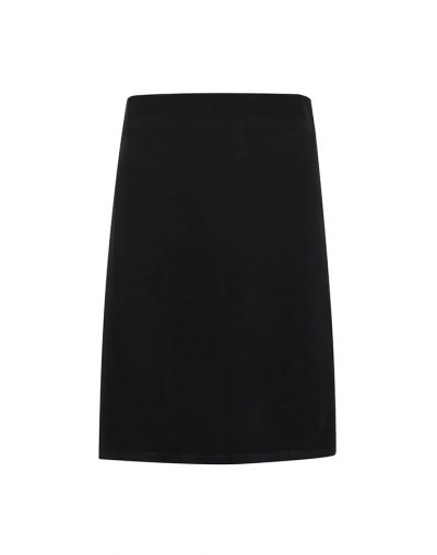 Calibre heavy cotton canvas waist apron - Black - Premier