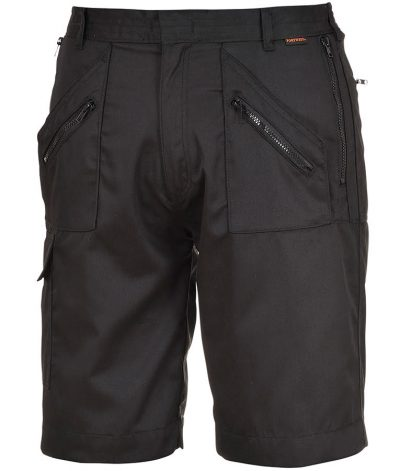 Action shorts (S889) - Black - Portwest