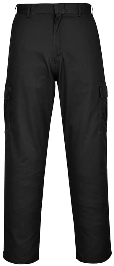 Combat trousers (C701) - Black - Portwest