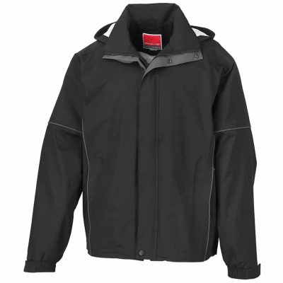 Urban fell lightweight technical jacket - Black - Result Urban Outdoor