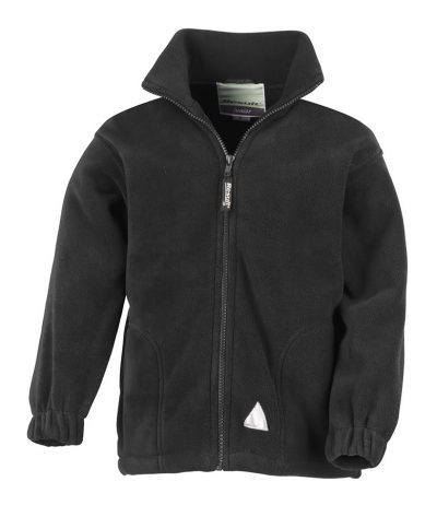 Junior PolarTherm jacket - Black - Result