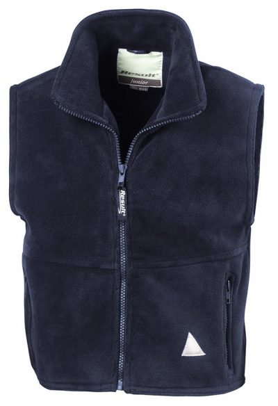 Junior PolarTherm bodywarmer - Navy - Result