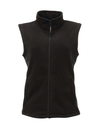 Women's microfleece bodywarmer - Black - Regatta Professional