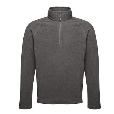 Parkline zip-neck fleece - Light Steel - Regatta Professional
