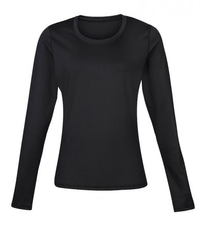 Women's Rhino baselayer long sleeve - Black - Rhino