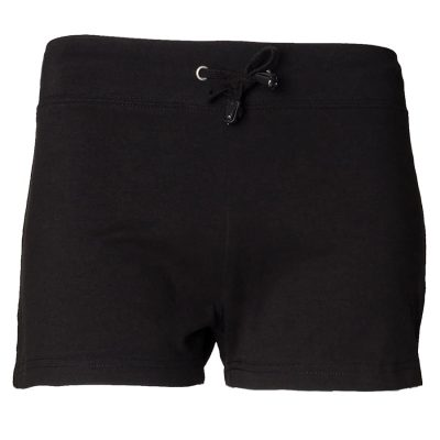 Women's shorts - Black - SF
