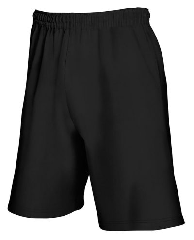 Lightweight shorts - Black - Fruit of the Loom