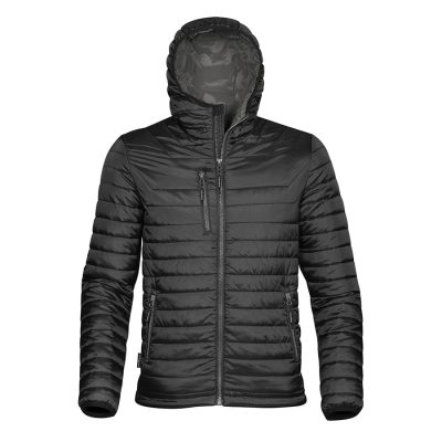 Gravity thermal shell - Black/Charcoal - Stormtech