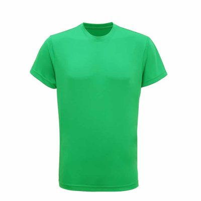 TriDri performance t-shirt - Bright Kelly - TriDri