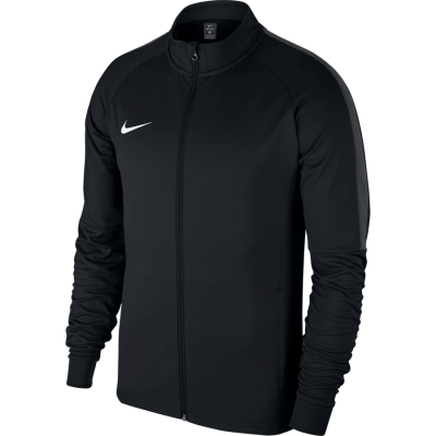 Nike DRY ACADEMY18 TRACK JACKET KNITTED - BLACK/ANTHRACITE/WHITE