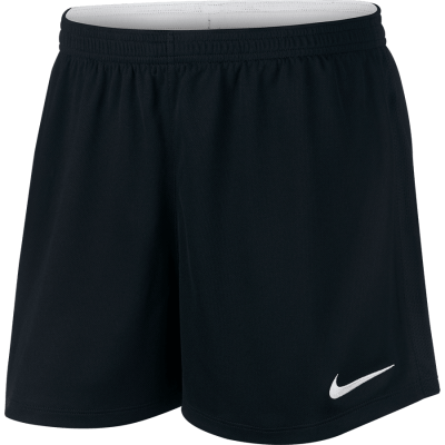 Women Nike DRY ACADEMY18 SHORT K - BLACK/BLACK/WHITE