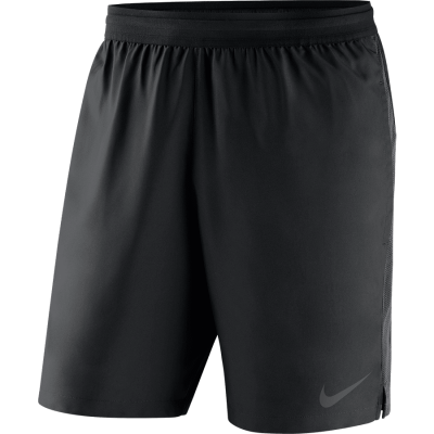 Nike DRY REF SHORT - BLACK/BLACK/ANTHRACITE